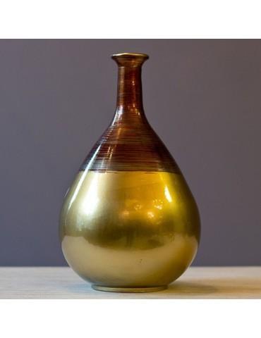 """Perdirbto stiklo Vaza """"Efani"""" 31 cm"""