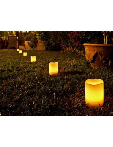LED žvakių rinkinys 6 vnt.