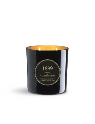 """Cereria Molla"" XL 2-jų dagčių žvakė ""Ginger & orange blossom"" 700 g"