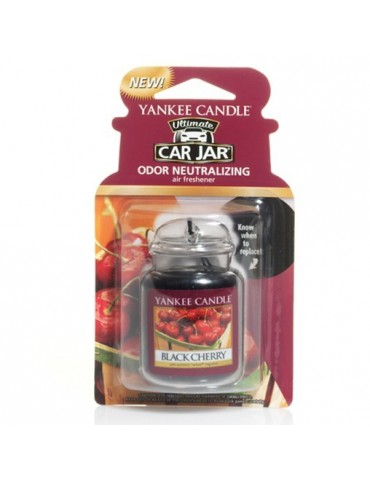 "YC kvapas automobiliams ""Black Cherry Car Jar Ultimate"""