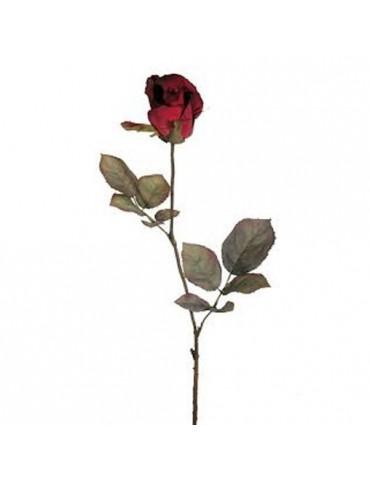 Gėlė Raudona rožė 70 cm