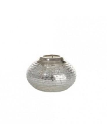 Žvakidė Silver 11x8cm