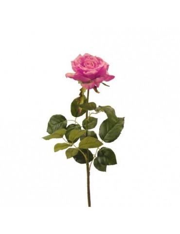 """Gėlė """"Rožinė rožė"""" 70cm"""