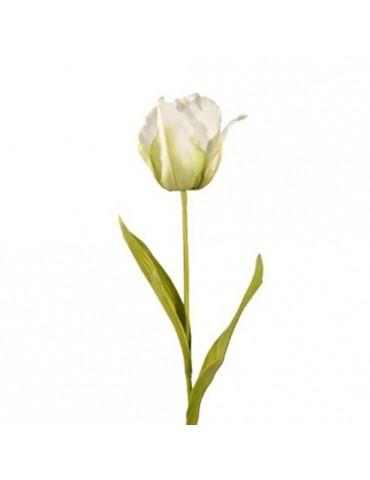 Gėlė Kreminė Tulpė, 70cm
