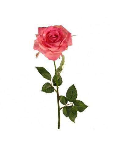 Gėlė Raudona Rožė, 70cm