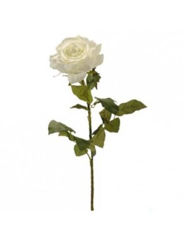 Gėlė Kreminė Rožė, 70cm
