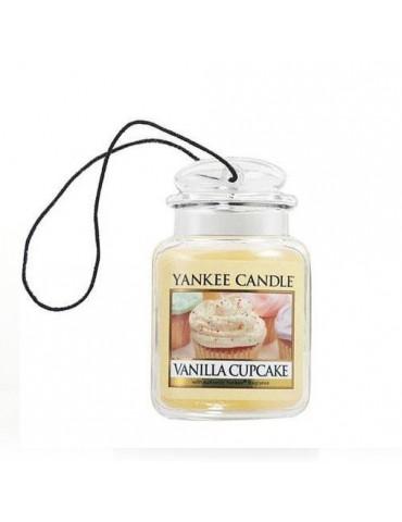 "YC kvapas automobiliams ""Vanilla Cupcake Car Jar Ultimate"""