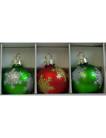 """Kalėdinis žaisliukas """"Card holder ball"""""""