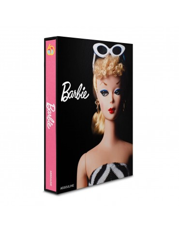 "ASSOULINE knyga ""Barbie:60 Years of Inspiration"""