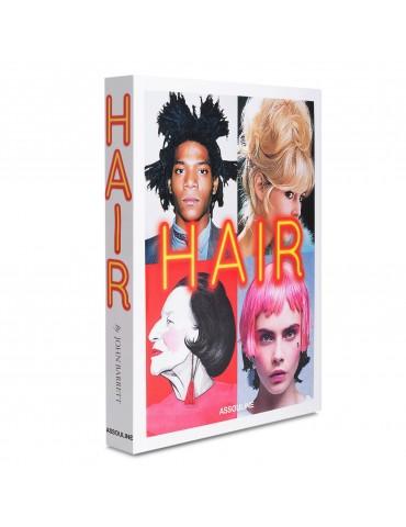 """ASSOULINE knyga """"Hair"""""""
