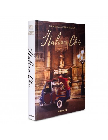 "ASSOULINE knyga ""Italian Chic"""