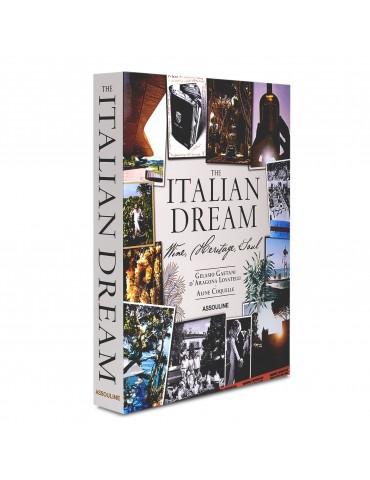 "ASSOULINE knyga ""The Italian Dream"""