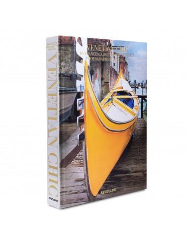 "ASSOULINE knyga ""Venetian Chic"""