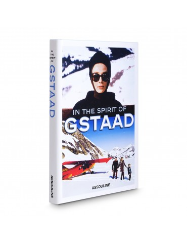 "ASSOULINE knyga ""In the Spirit of Gstaad"""
