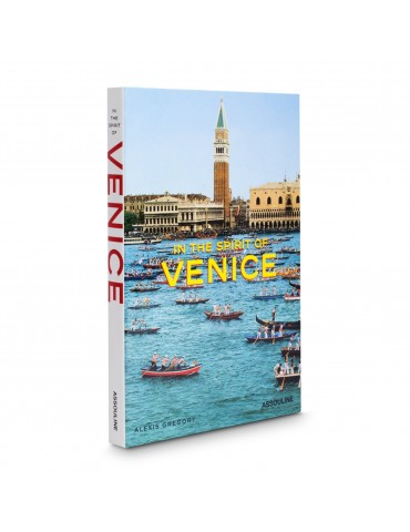 "ASSOULINE knyga ""In the Spirit of Venice"""