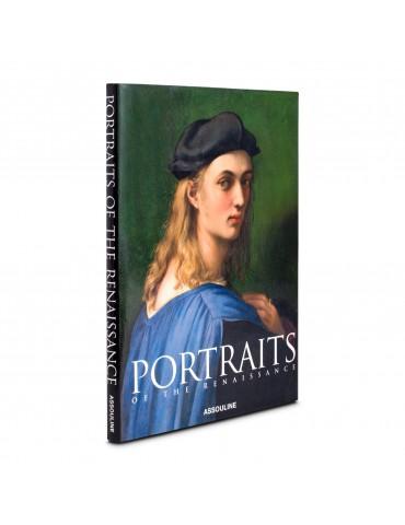 "ASSOULINE knyga ""Portraits of the Renaissance"""