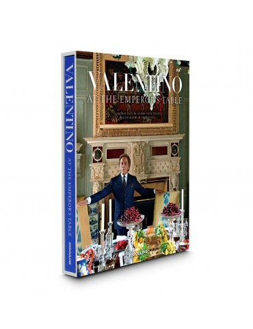 "ASSOULINE knyga ""Valentino:At the Emperors Table"""