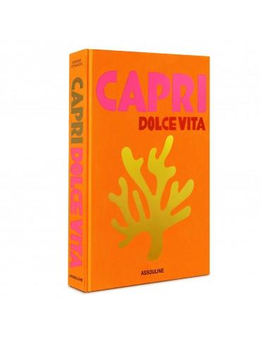 "ASSOULINE knyga ""Capri Dolce Vita"""