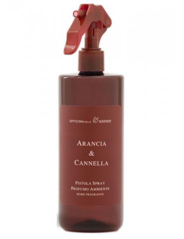 """DELLE ESSENZE namų kvapų purškiklis""""Arancia & cannella"""" 100 ml"""