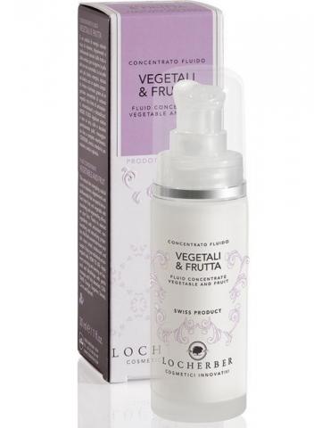 """""""Locherber"""" vaisių ir daržovių koncentruotas veido odos fluidas 30 ml"""