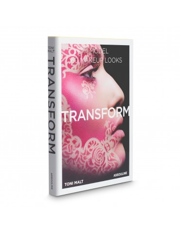 "ASSOULINE knyga ""Transform 60 Makeup looks"""
