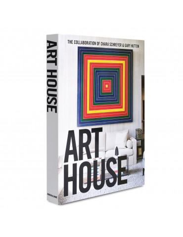 """ASSOULINE knyga """"Art House"""""""