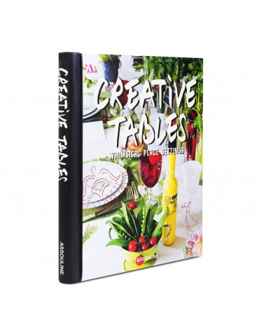 "ASSOULINE knyga ""Creative Tables"""
