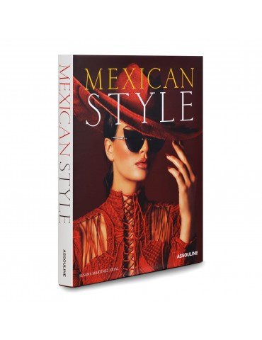 """ASSOULINE knyga """"Mexican Style"""""""
