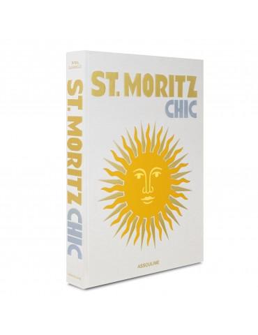 "ASSOULINE knyga ""St.Moritz Chic"""