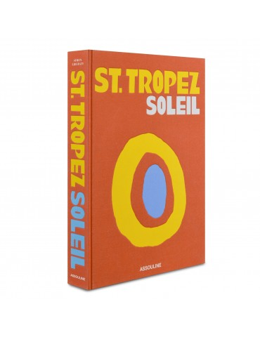 "ASSOULINE knyga ""St.Tropez Soleil"""
