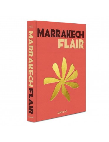 """ASSOULINE knyga """"Marrakech Flair"""""""