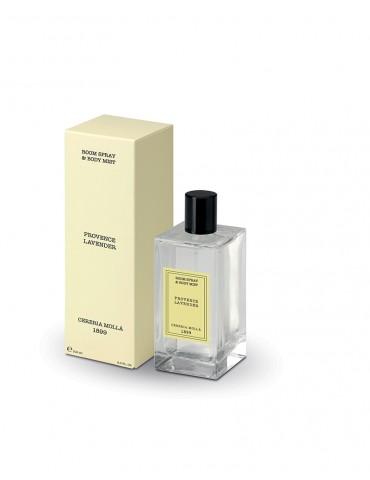"""Cereria Molla"" purškiklis & kūno dulksna ""Provence Lavender"" 100 ml."