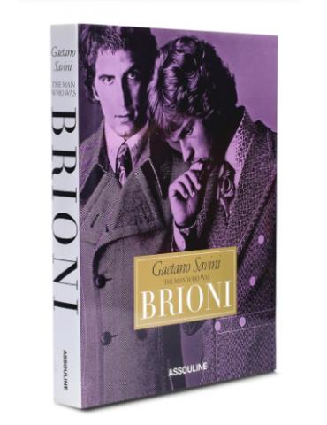 "ASSOULINE knyga ""Brioni, The man who was"""