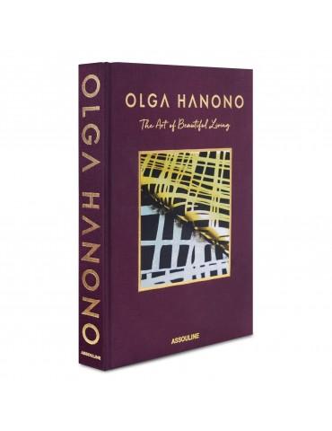 "ASSOULINE knyga ""Olga Hanono: The Art of Beautiful Living"""