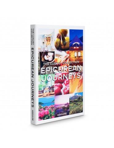 "ASSOULINE knyga ""Luxury Colection:Epicurean Journeys"""