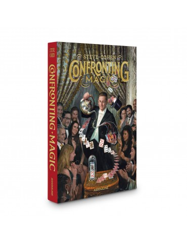 "ASSOULINE knyga ""Confronting Magic"""