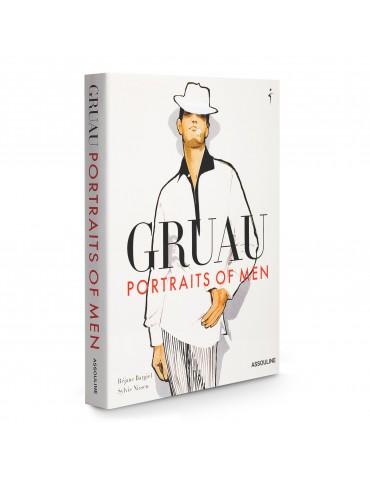 """ASSOULINE knyga """"Gruau: Portraits of Men"""""""
