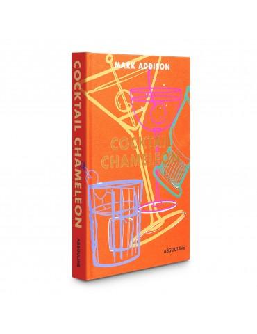 "ASSOULINE knyga ""Cocktail Chameleon"""