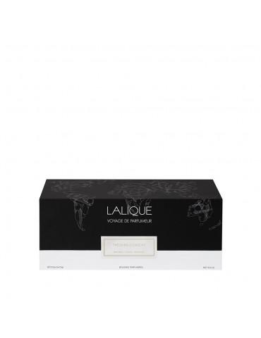 "LALIQUE kvepiančios žvakės ""Tresors d'Orient"" 3x75 g"
