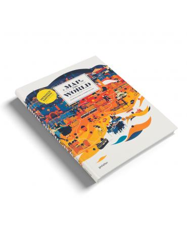 "GESTALTEN knyga ""A Map of the World"""
