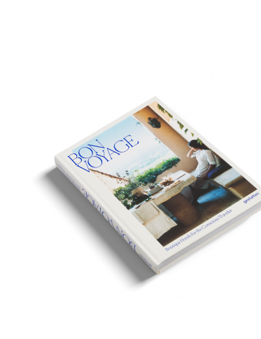 """GESTALTEN knyga """"Bon Voyage"""""""