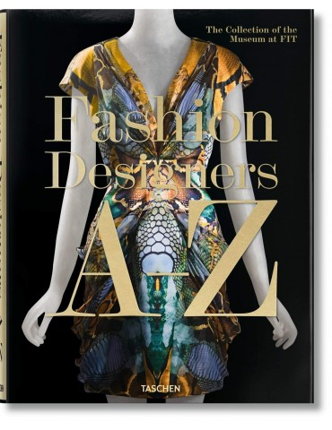 "TASCHEN knyga ""Fashion Designers AZ"""