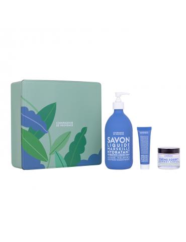 """CDP rinkinys """"Velvet Seaweed"""" (muilas 495ml, veido kremas 50 ml, rankų kremas 30 ml)"""