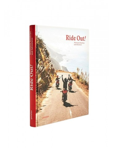 "TASCHEN knyga ""Ride Out"""